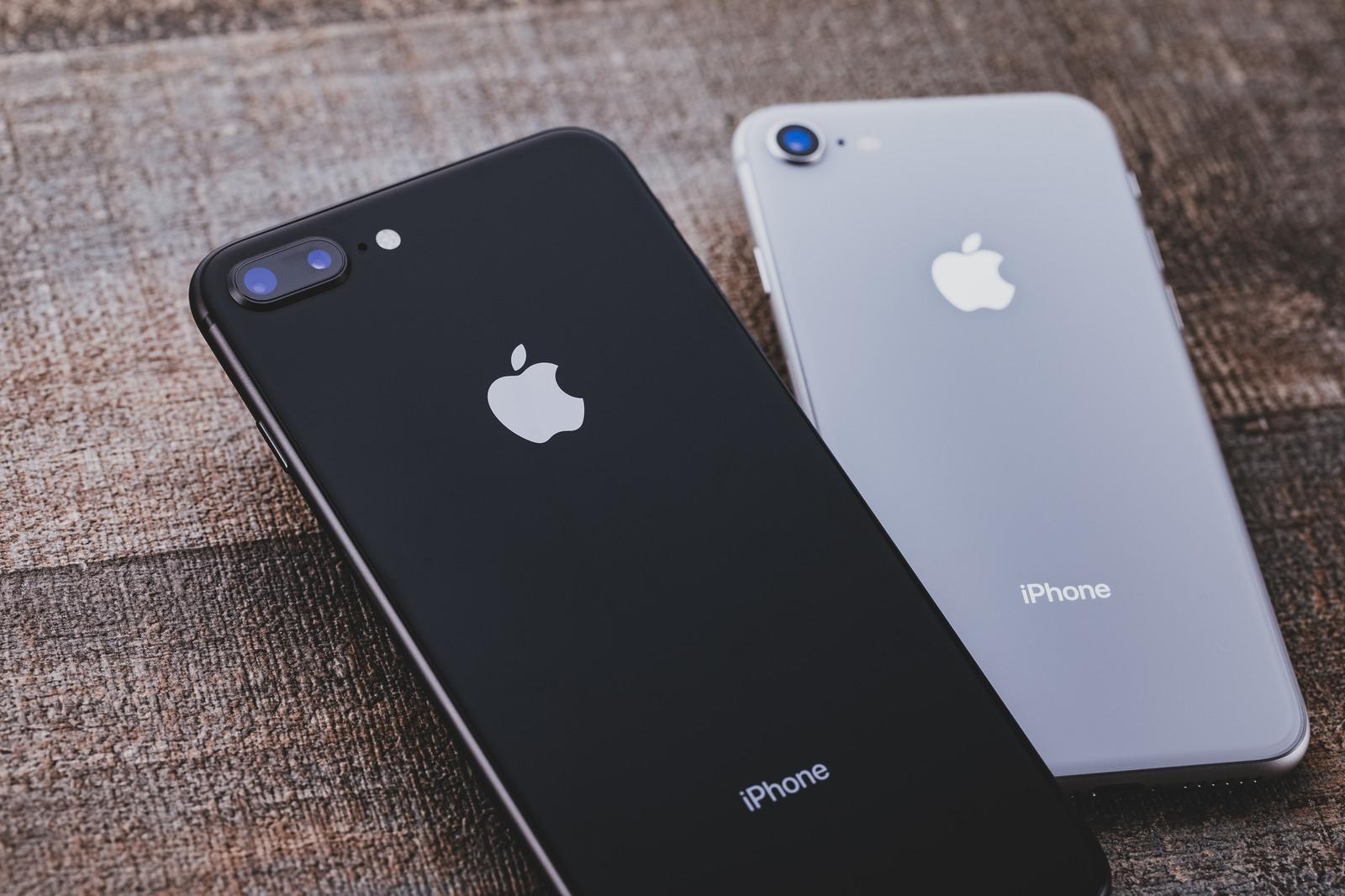 iPhone裏側