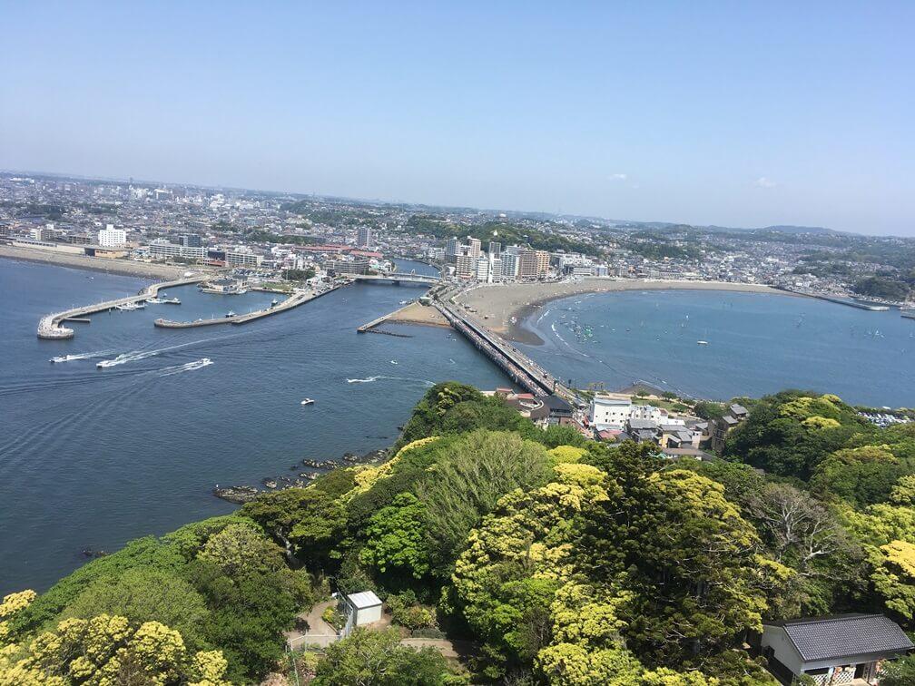 展望台からの風景1